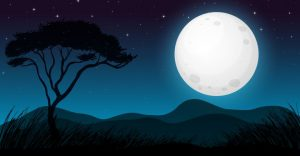 about conscious living - full moon