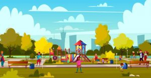 about conscious living - play in the park
