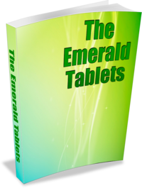 The Emerald Tablets - About Conscious Living