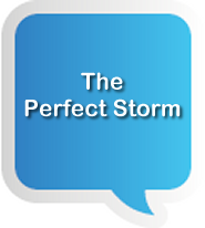 The Perfect Storm - About Conscious Living
